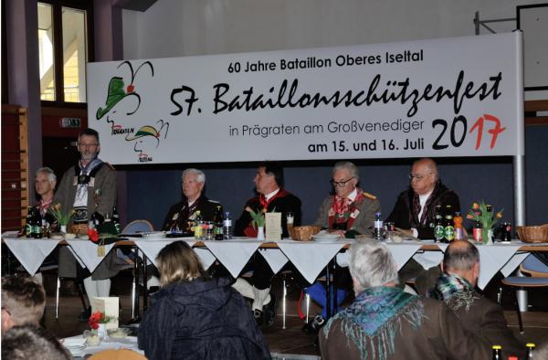 Klemens Steiner / Bat.versammlung Oberes Iseltal / Zum Vergrößern auf das Bild klicken