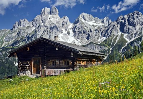austria.info / Sommerurlaub / Zum Vergrößern auf das Bild klicken