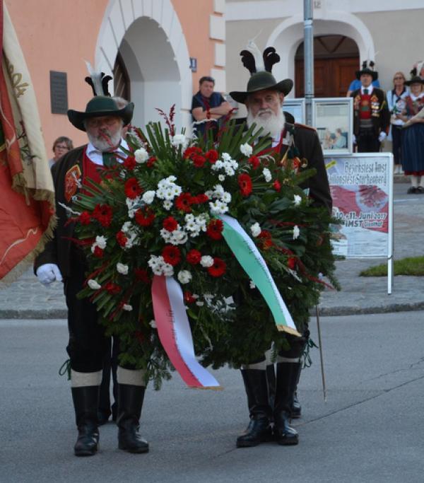 Daniel Link / Bataillonsfest Imst / Zum Vergrößern auf das Bild klicken