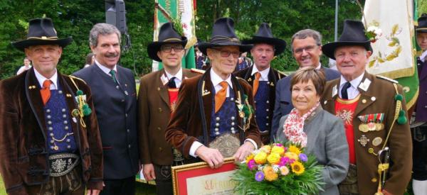 Madersbacher / 60 Jahre Kramsach / Zum Vergrößern auf das Bild klicken