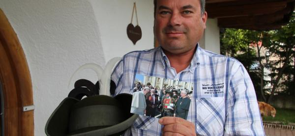 Matthias Reichle / Imst Papst / Zum Vergrößern auf das Bild klicken