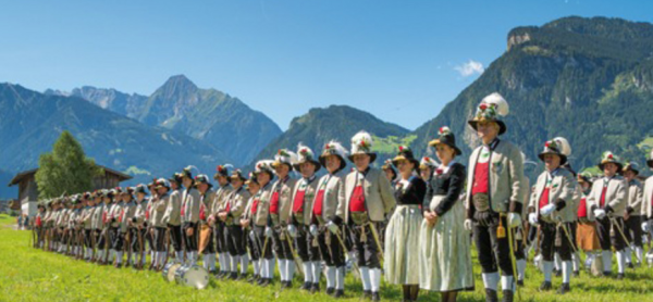 beckna-photo / Alpenregionstreffen 2018 / Zum Vergrößern auf das Bild klicken