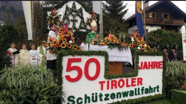 SSB Online Team / Wallfahrt Bischof / Zum Vergrößern auf das Bild klicken