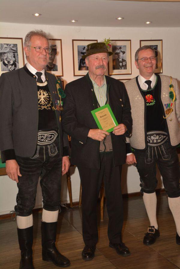 Hans Gregoritsch / Zimmerstutzenschießen Pradl / Zum Vergrößern auf das Bild klicken