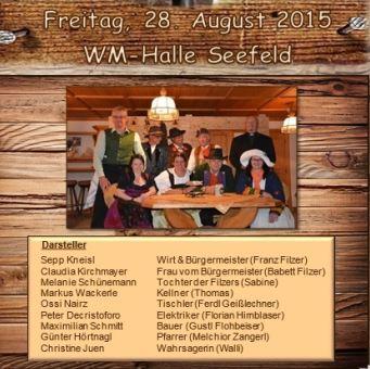 Schützenkompanie Seefeld / Seefeld Theater