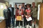 SK Nassereith / Sieger JS Kette 2018 / Zum Vergrößern auf das Bild klicken