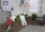 SK-Sillian / Grabstätte Michl ORTNER / Zum Vergrößern auf das Bild klicken