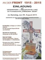 Hans Bergmann / einladung_zur_gedenkfeier_u._kreuzsegnung_-_am_8 / Zum Vergrößern auf das Bild klicken