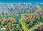 TVB Mayrhofen / landkarte / Zum Vergrößern auf das Bild klicken