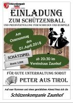 Santeler Michael / schutzenball_2018 / Zum Vergrößern auf das Bild klicken