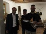 Schützenkompanie Lienz / Übergabe Wanderpokal / Zum Vergrößern auf das Bild klicken