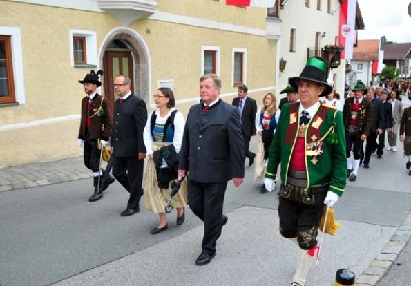 Manfred Hassl / Bataillonsschützenfest Lans