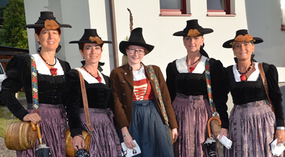 Hans Gregoritsch / Bataillonsfest Lans